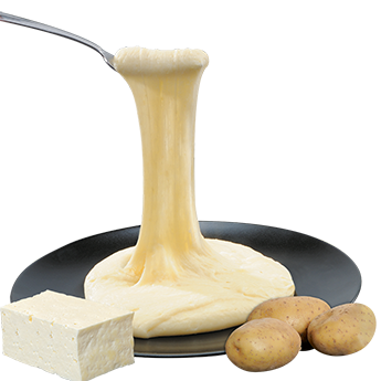 Nos produits averyonnais - L'authentique Aligot